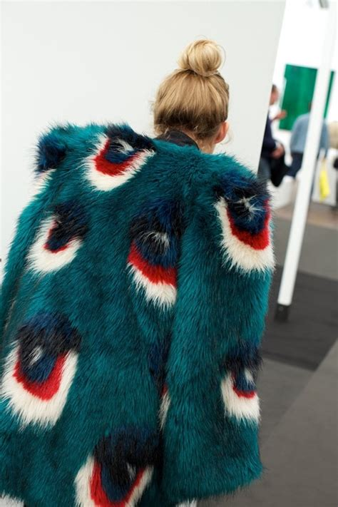 Colored Fur - FRONT ROW