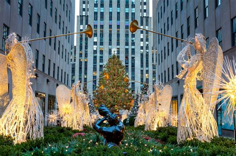 The Rockefeller Christmas Tree 2017 | Top 10 Facts