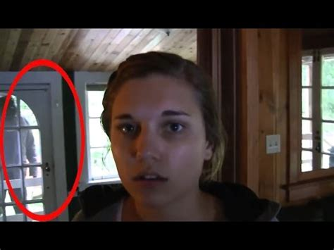 The Woodsman - CRAZY ghost paranormal activity - YouTube
