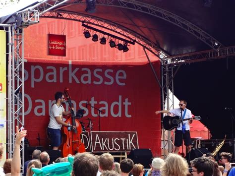 Music Festival in Darmstadt - Travel, Events & Culture