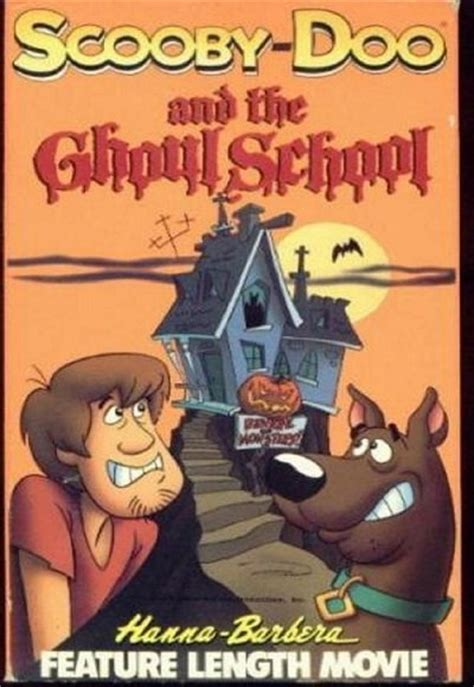 Scooby-Doo and the Ghoul School (1988) (In Hindi) Full
