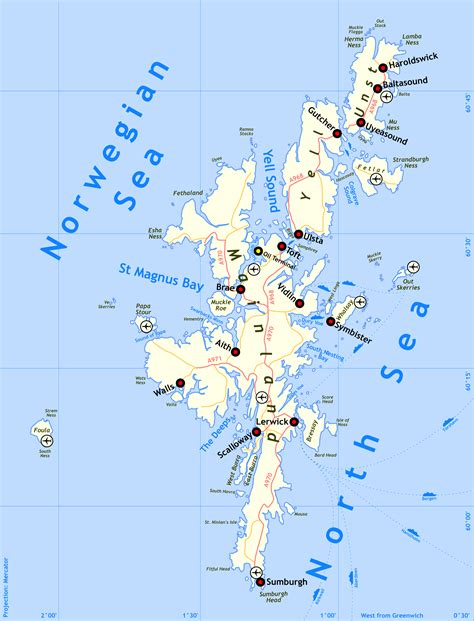Flights from London to Sumburgh