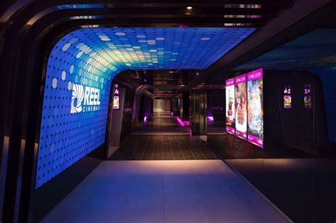 Chapman Taylor   First phase of flagship Reel Cinemas