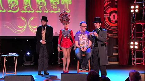 Time Travelling Magicians Morgan and West - Fun and Filth