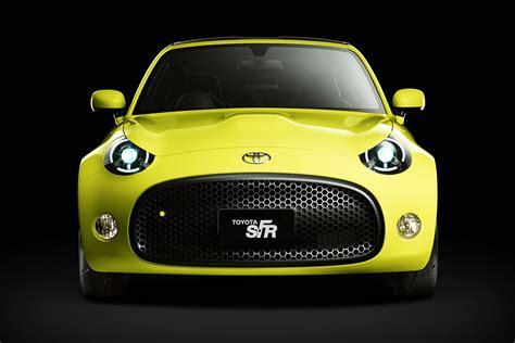 Are These The Toyota S-FR Specs?
