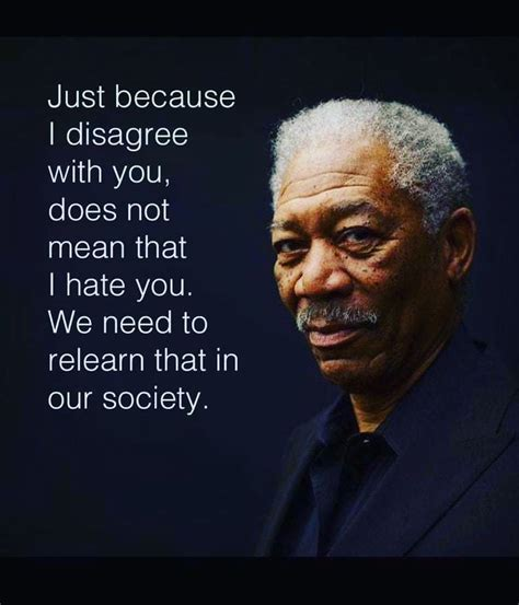 Just Because I Disagree With You, Does Not Mean I Hate You