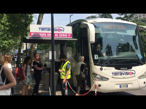 How to get from Milan Airports to the City Centre